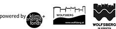 Klimafonds und Wolfsberg Logos